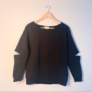 L Fashion Overload Sweater
